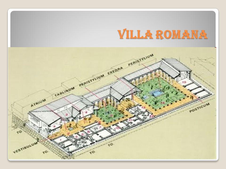 TIPOS DE VIVIENDA EN ROMA  ppt descargar