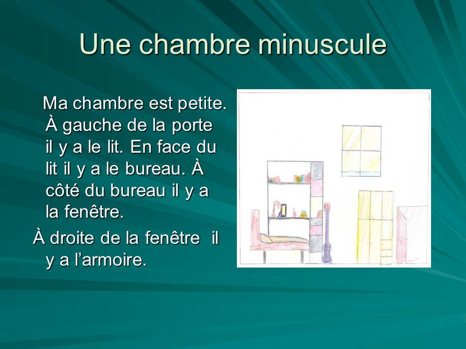 Description dune chambre  ppt video online tlcharger