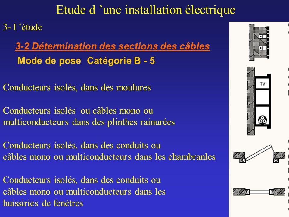 Etude D'une Installation De Distribution électrique Ppt