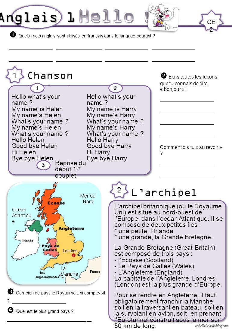 Dire Au Revoir En Anglais : revoir, anglais, Hello, Anglais, Chanson, L'archipel, Britannique, Video, Online, Télécharger