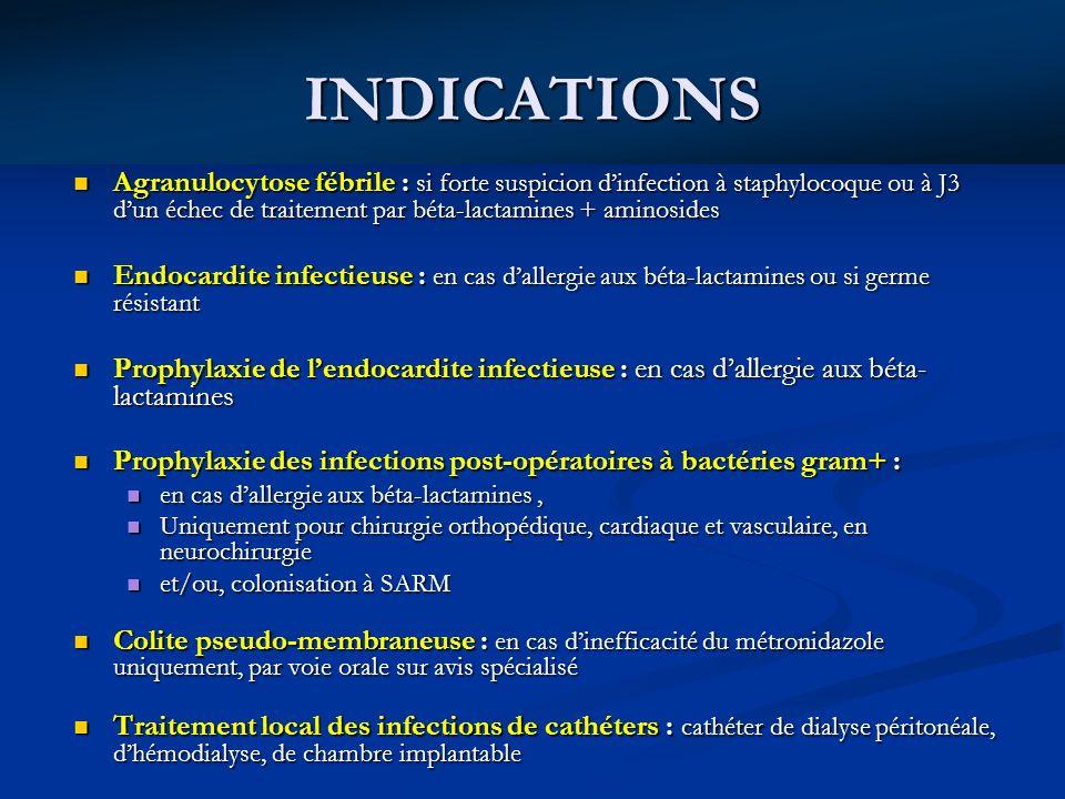Bon usage des glycopeptides  ppt video online tlcharger