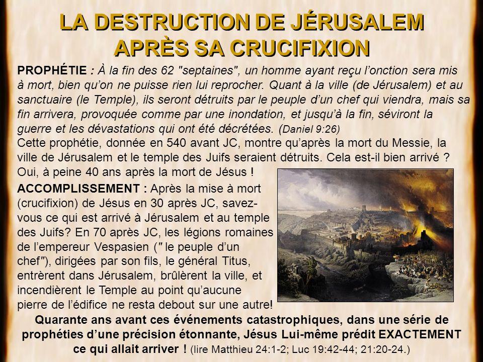 """Résultat de recherche d'images pour """"prophétie de jésus sur Jérusalem"""""""