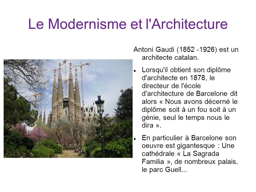 Fin 19 me sicle dbut 20 me Le Modernisme et la Sculpture  ppt video online tlcharger