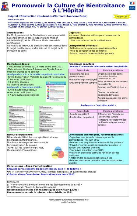 Charte Du Patient Hospitalisé Date : charte, patient, hospitalisé, Réunion, Synthèse, Besoins, Ressentis, Matière, Santé, Territoire, PAPAO, Vendredi, Octobre, Télécharger