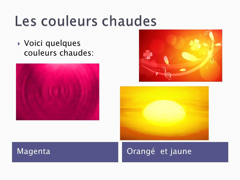 Crons des paysages avec des couleurs chaudes et froides  ppt video online tlcharger