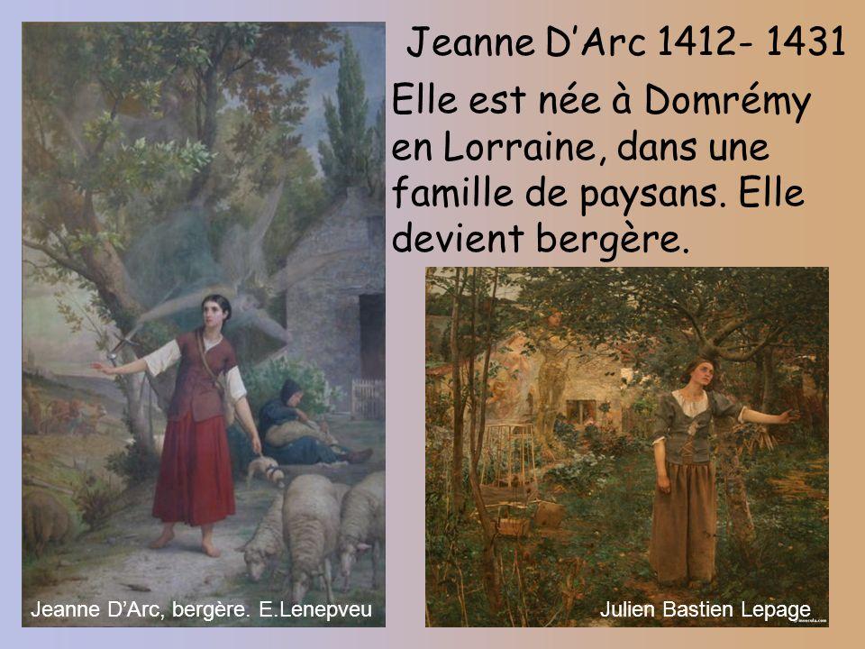 """Résultat de recherche d'images pour """"jeanne d'arc bergère"""""""