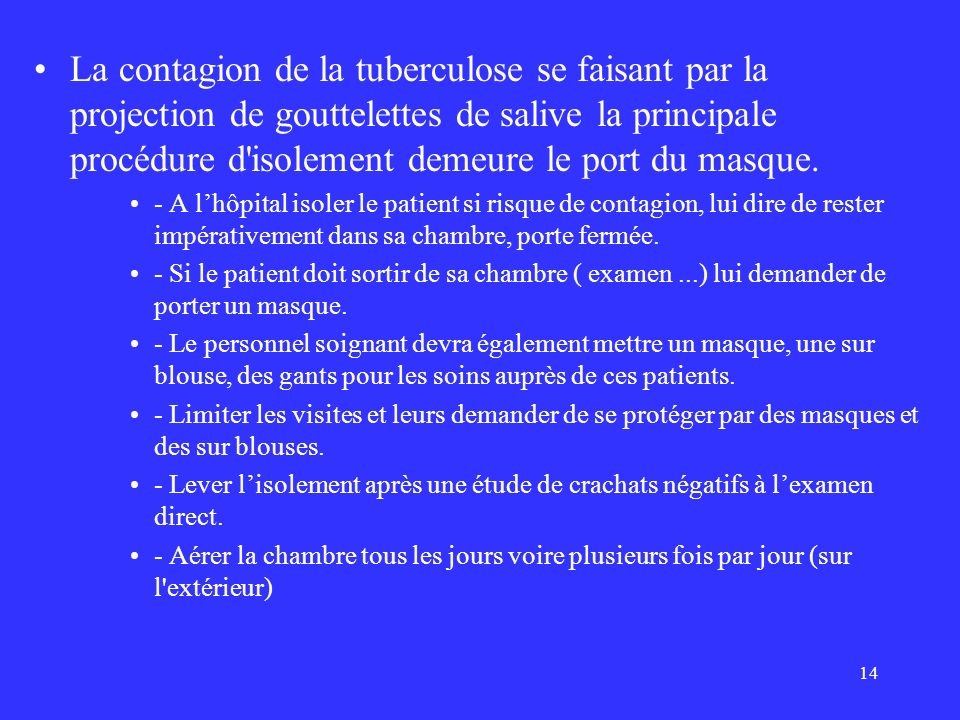 LA TUBERCULOSE  ppt video online tlcharger