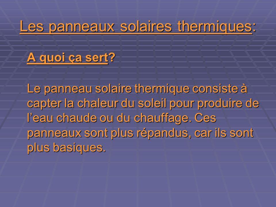 LES PANNEAUX SOLAIRES  ppt video online tlcharger