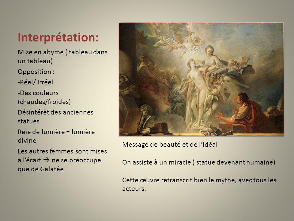 Pygmalion et Galate de Franois Boucher  ppt video online tlcharger