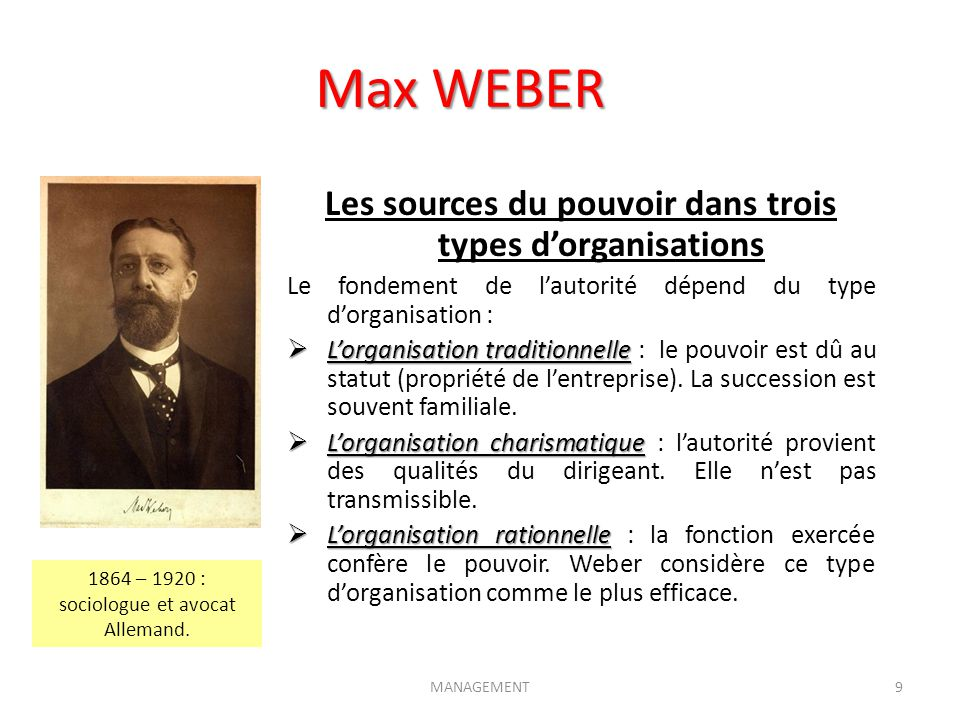 LES THEORIES DES ORGANISATION  ppt video online tlcharger
