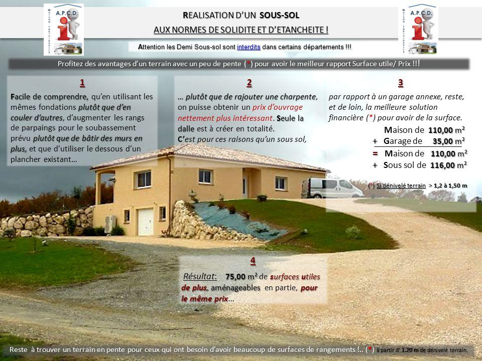 Realisation D Un Sous Sol Aux Normes De Solidite Et D Etancheite Ppt Video Online Telecharger