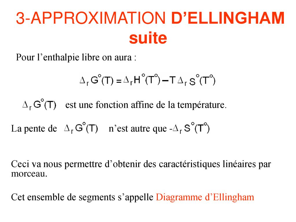 hight resolution of 3 approximation d ellingham suite