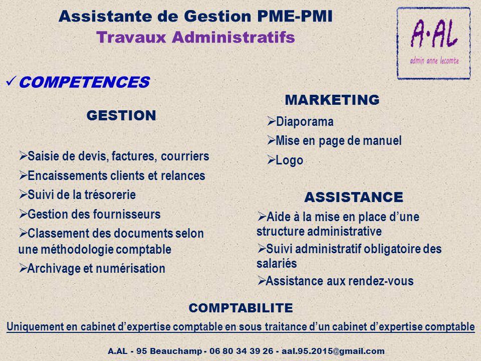 Assistante De Gestion PME PMI Ppt Video Online Tlcharger
