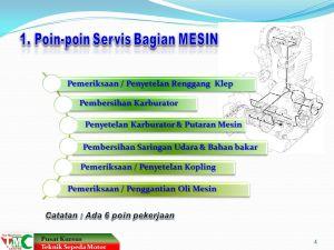 Tune Up Sepeda Motor MATERI Plus Program Pelatihan Singkat dan  ppt download