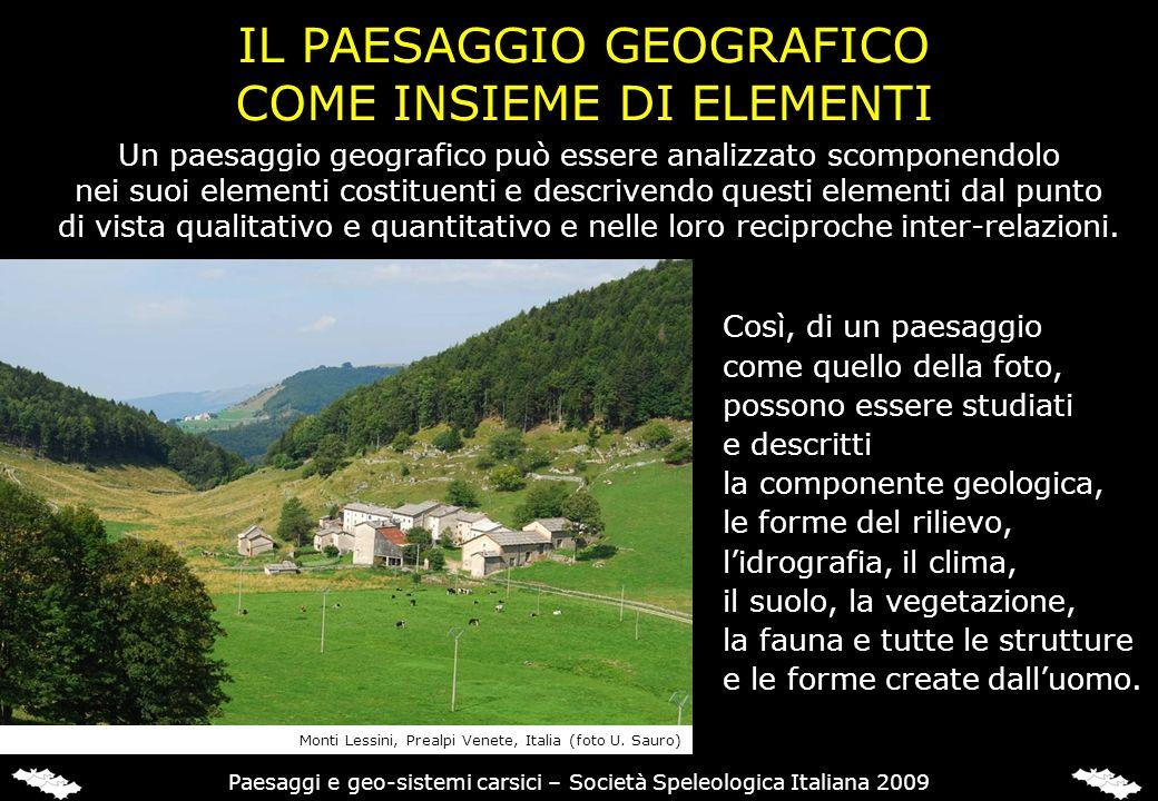 Paesaggio Geografico
