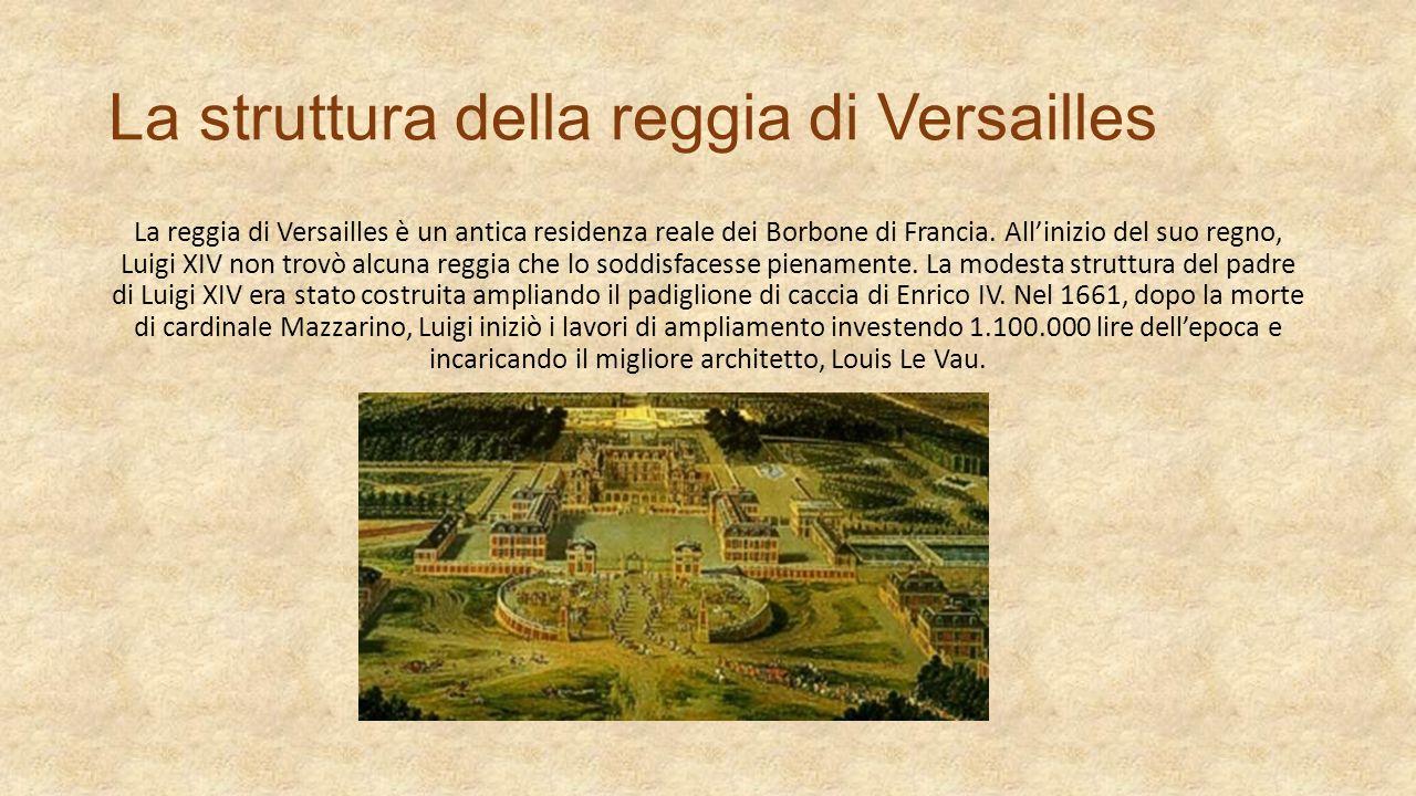 La reggia di Versailles  ppt video online scaricare