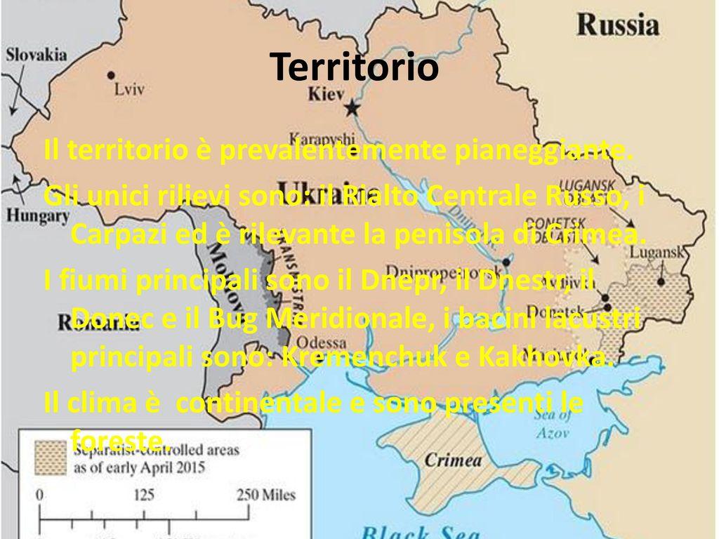 LA REGIONE RUSSA E I TERRITORI DELL URSS  ppt video