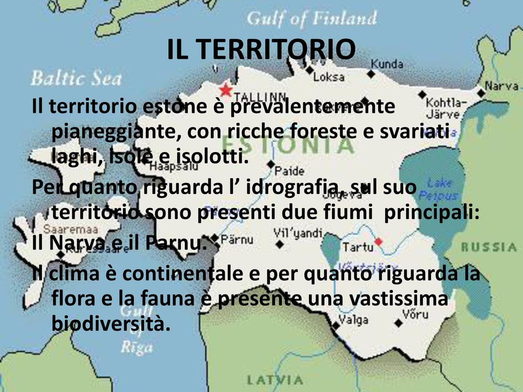 LA REGIONE RUSSA E I TERRITORI DELL URSS  ppt video