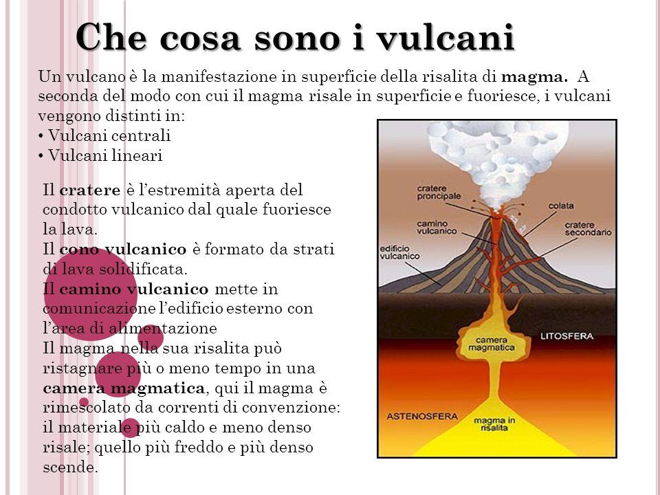 Che cosa sono i vulcani Le eruzioni Le attivit vulcaniche  ppt video online scaricare