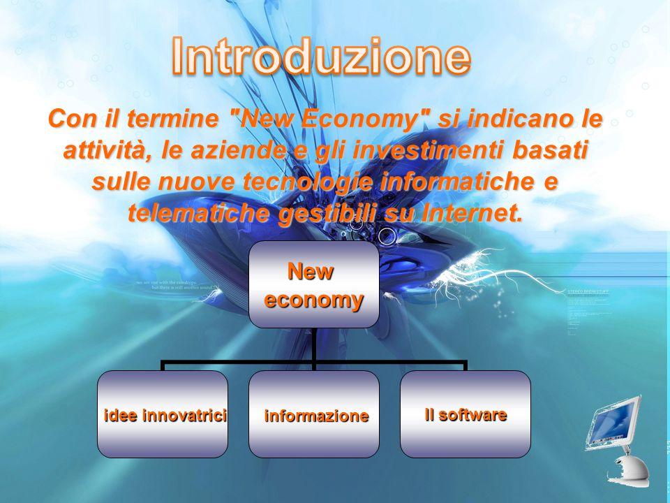New Economy  ppt scaricare