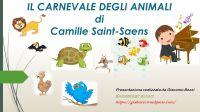 IL CARNEVALE DEGLI ANIMALI di Camille Saint-Saens - ppt ...