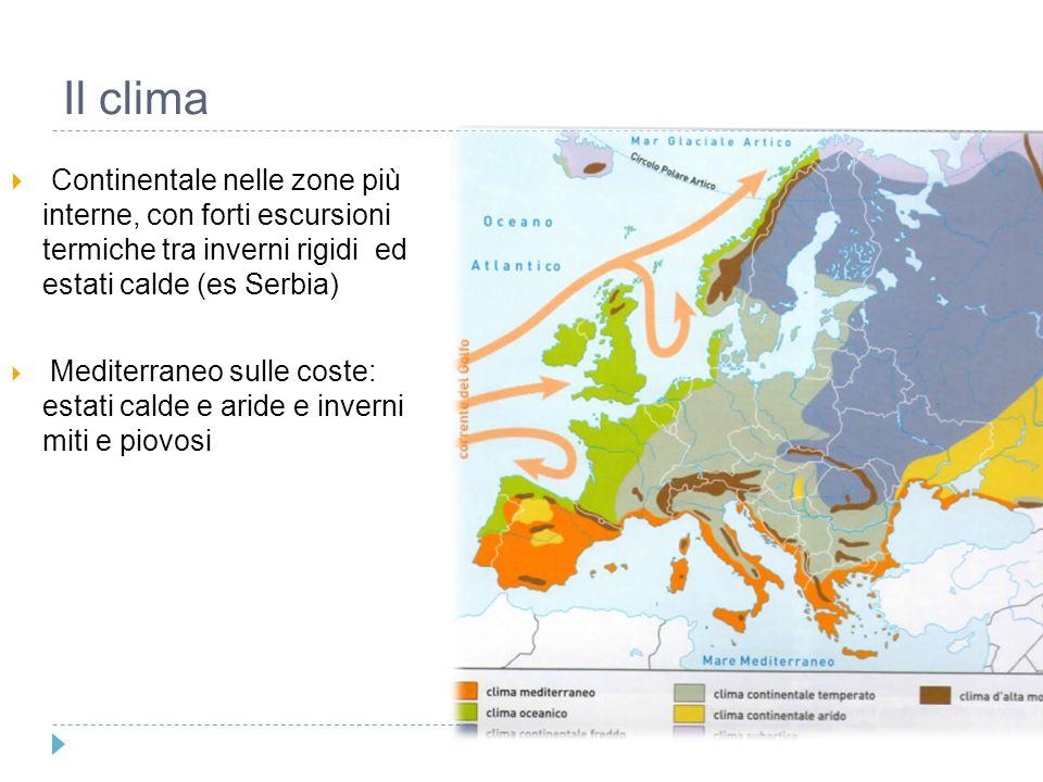 LEuropa MediterraneoBalcanica  ppt video online scaricare