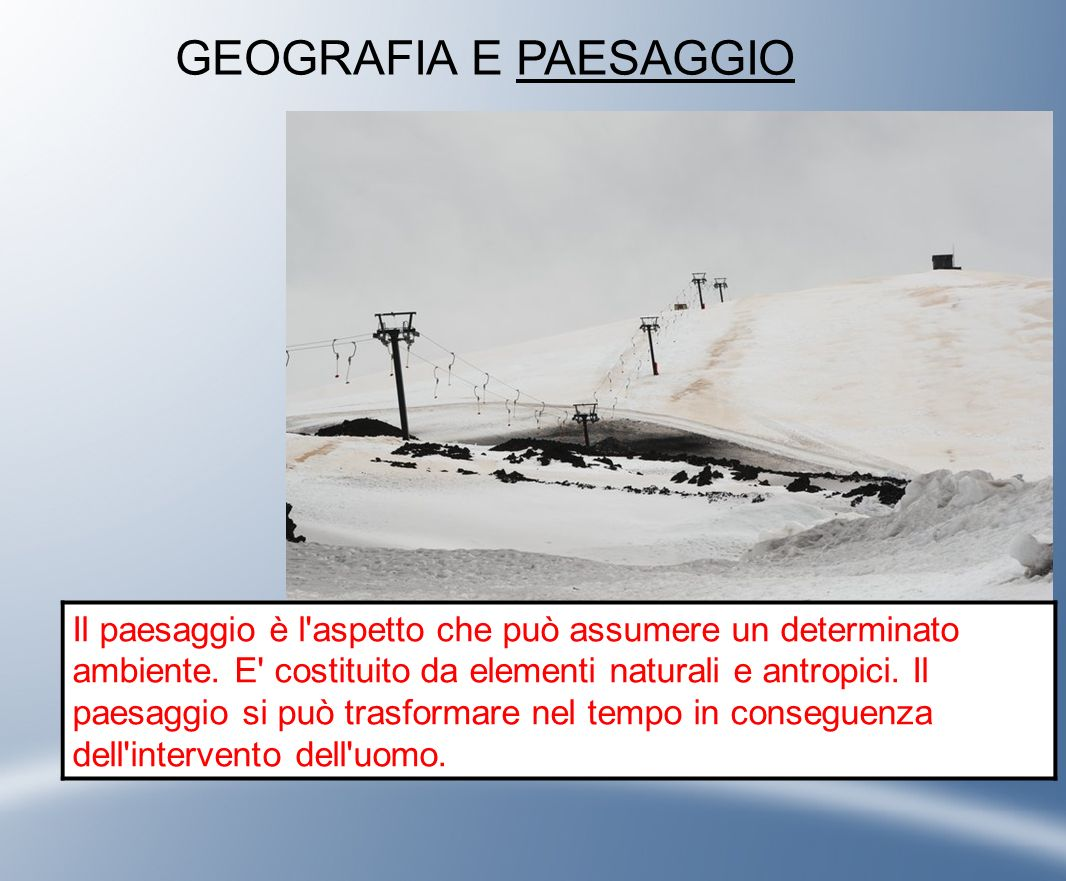 Ambienti Naturali E Antropici Scuola Primaria CE65