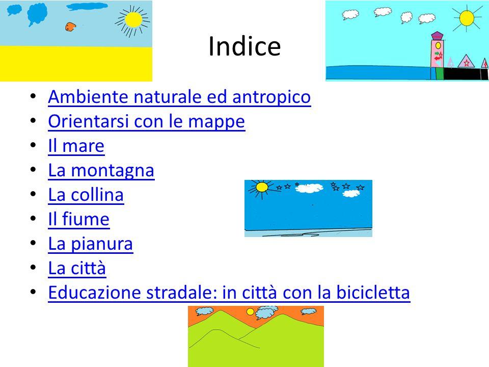 Ambienti Naturali E Antropici Scuola Primaria CE65  Regardsdefemmes