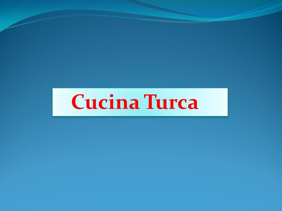 Cucina Turca  ppt scaricare