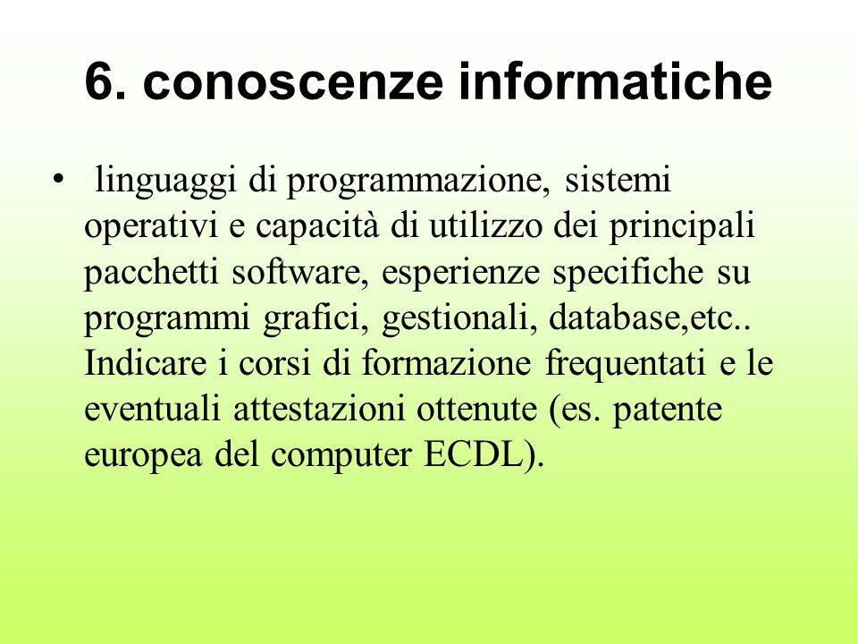 Curriculum vitae  ppt video online scaricare