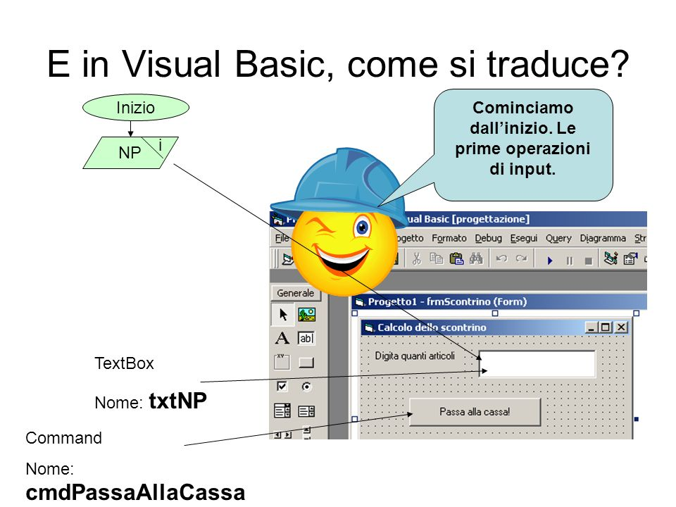 Programmare in Visual Basic  ppt scaricare