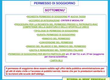 Permesso Soggiorno Carta Blu Ue | Stunning Carta Di Soggiorno ...