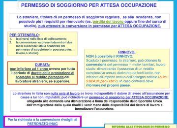 Rinnovo Permesso Di Soggiorno Scaduto. Good Controllo E Ritiro ...