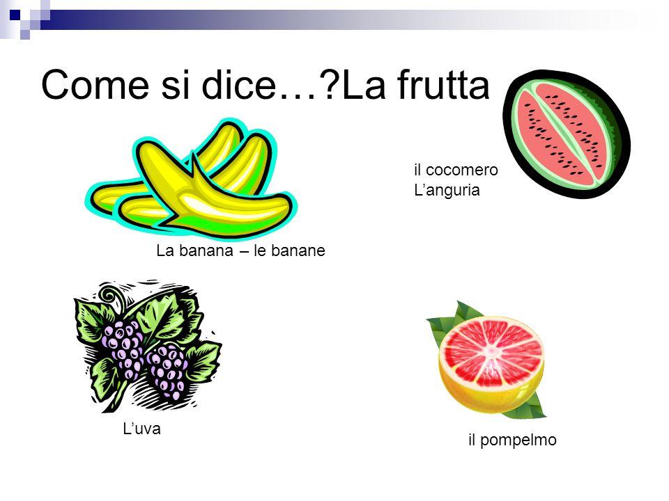Come si dice in italiano  ppt scaricare