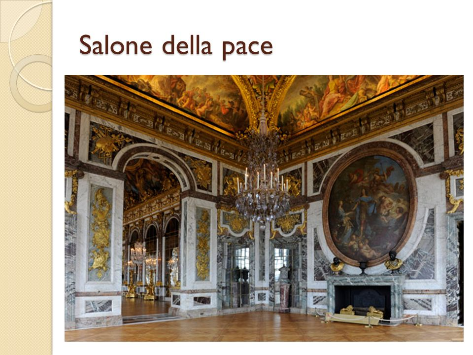 La reggia di Versailles  ppt scaricare