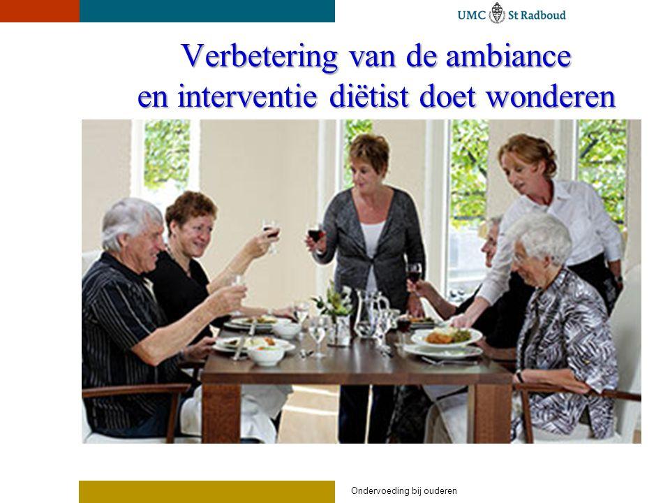 Ondervoeding bij ouderen  ppt download