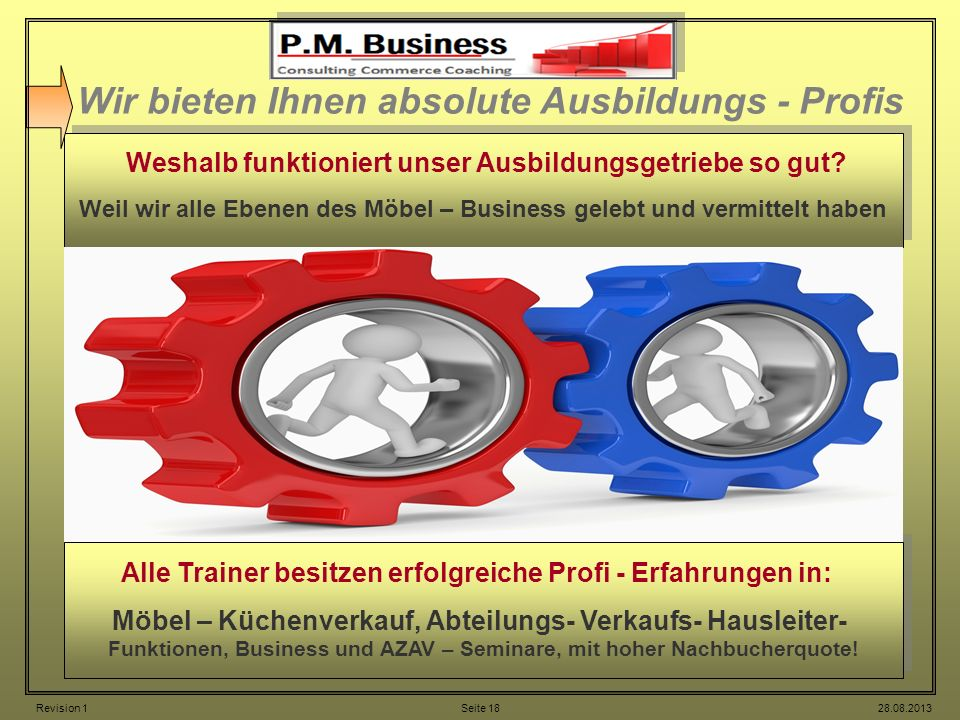 Herzlich Willkommen P M Business Bergstr Aspach  ppt