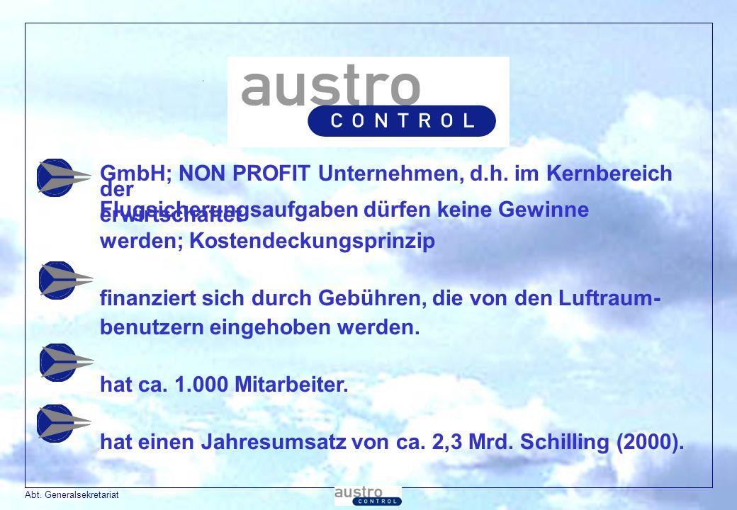 AUSTRO CONTROL UNTERNEHMENSENTWICKLUNG  ppt video online herunterladen