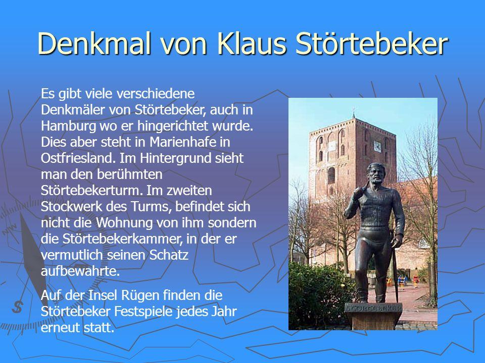 Klaus Strtebeker Ein Referat von Melvin Borrosch Lars