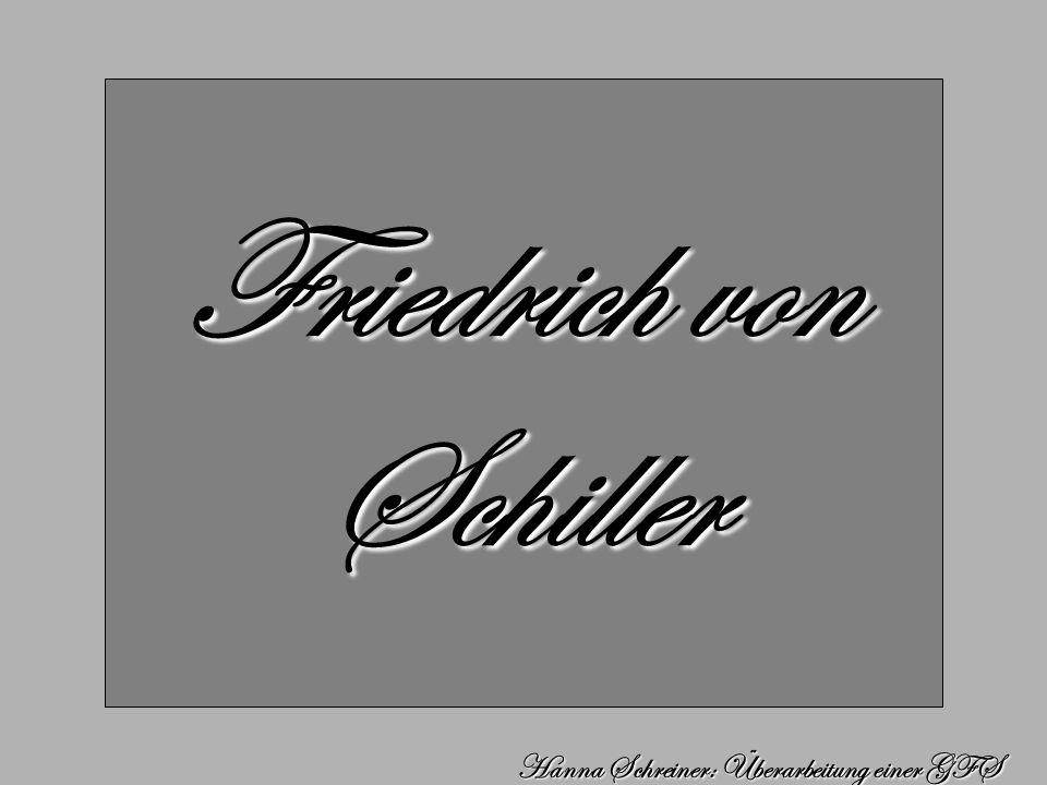 Friedrich von Schiller  ppt video online herunterladen