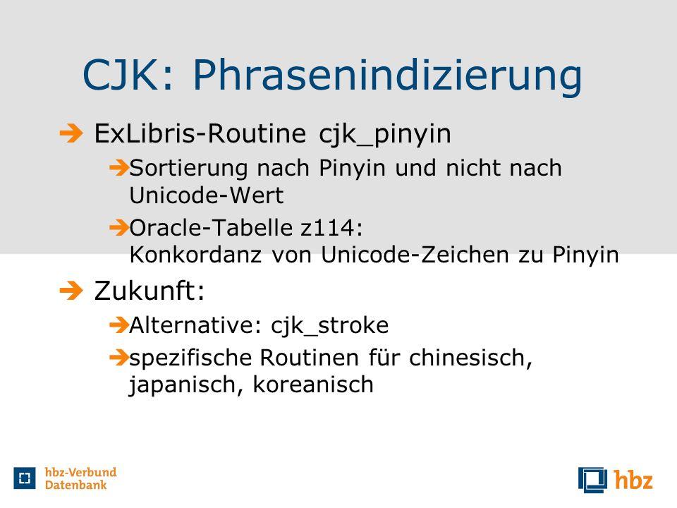 CJKKatalogisierung in Originalschrift  Arbeitsstand und Planungen   ppt herunterladen