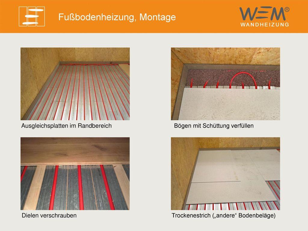 Fußboden Trockenbau ~ Gallery of fussbodenheizung im trockenbau ppt herunterladen
