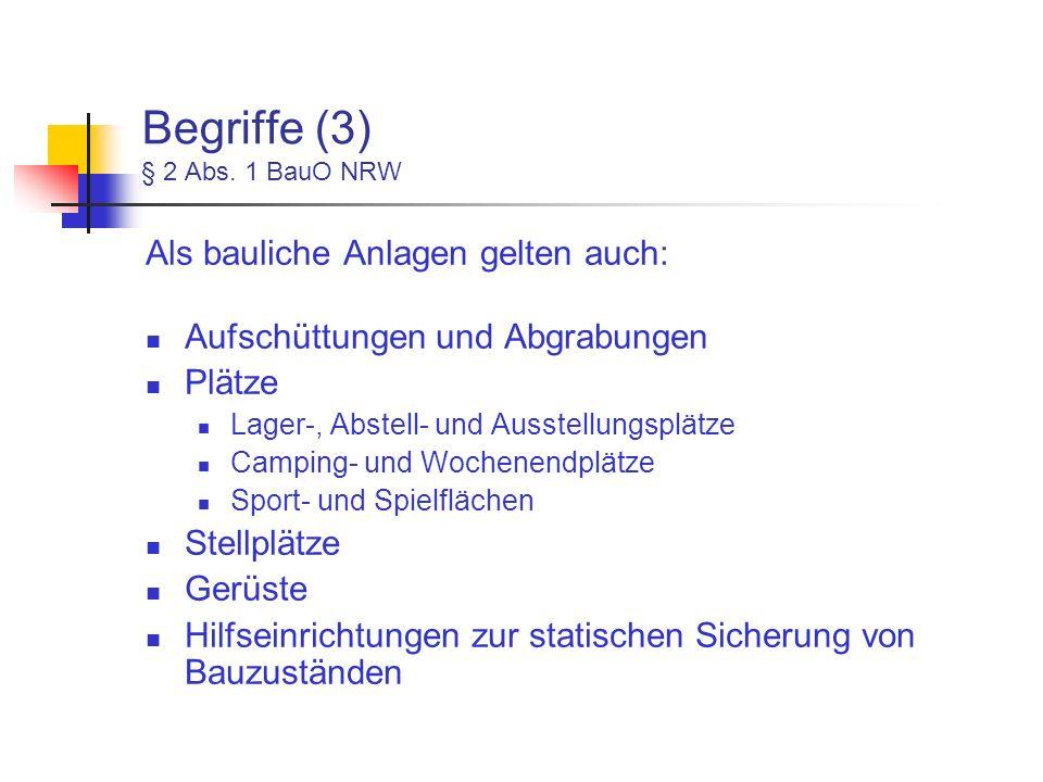 Bauordnungsrecht Teil 101 Am Beispiel der BauO NRW  ppt video online herunterladen