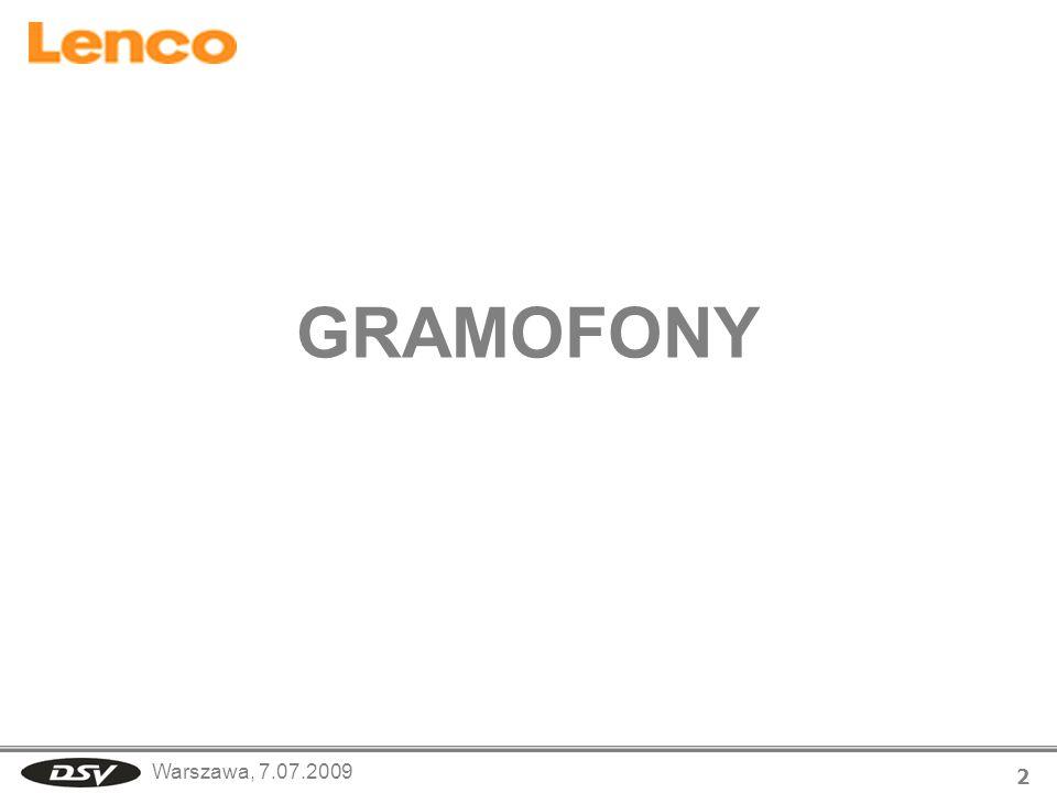 GRUPY PRODUKTOWE Gramofony Zestawy HiFi Telewizory DVD