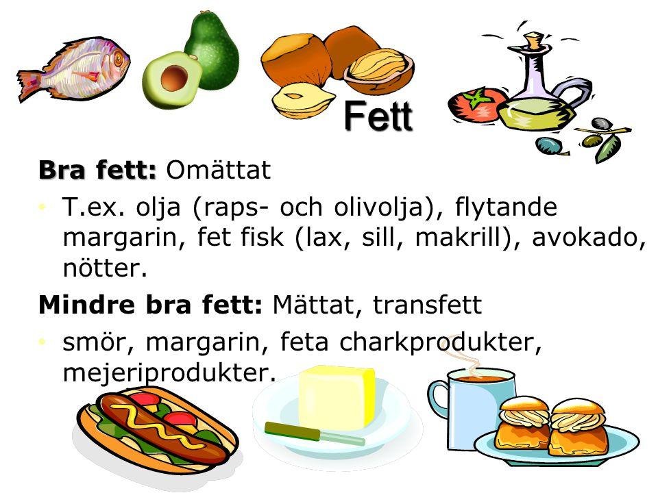 Bildresultat för bra fetter