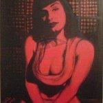"""Red Bettie, 2007"" by Ms Slide"