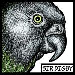 """""""Sir Digby, 2014"""" by Ms Slide"""