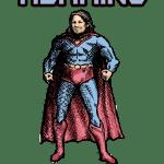 """Richard Herring Action Figure"" by Ms Slide"