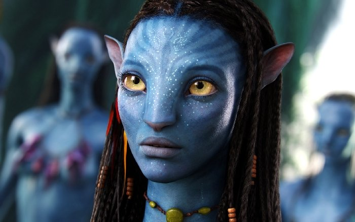 Neytiri - Princess of Pandora