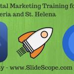 Online Digital Marketing Training for Nigeria and St. Helena